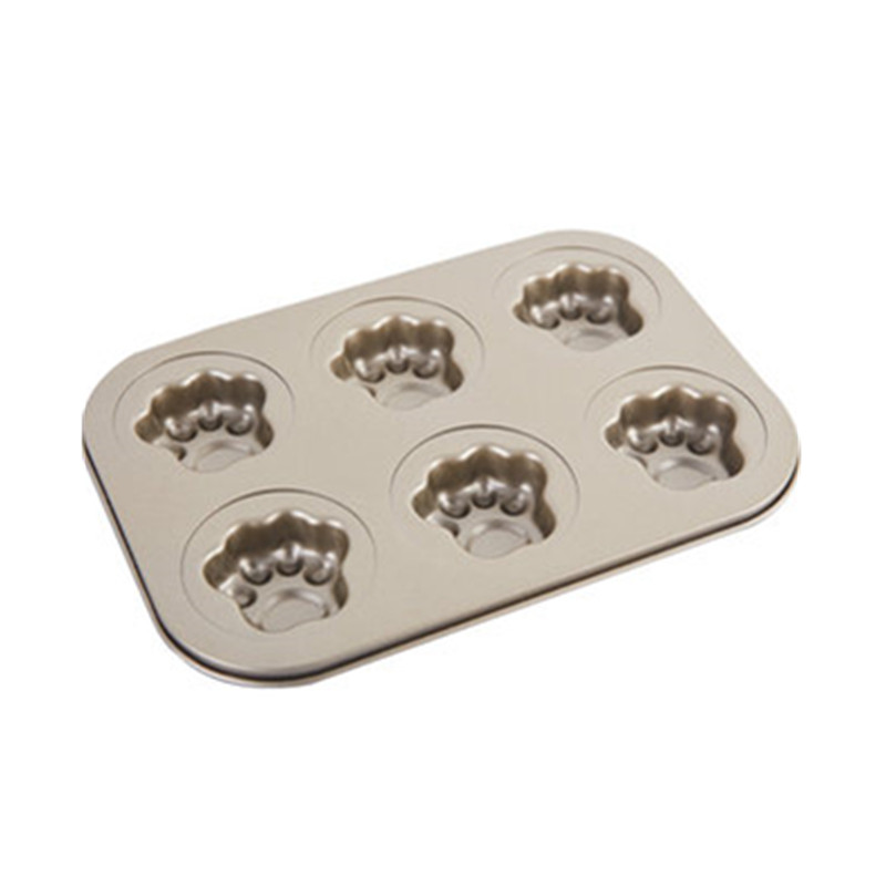 Bear Claw Shape Cake Tray