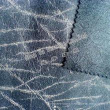 Tissu polyester Suede maison en cuir pour la maison