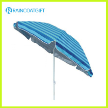 Kundenspezifischer Marken-Patio-Regenschirm für die Werbung