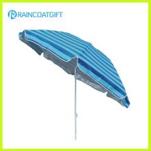 Sombrilla de patio de marca personalizada para publicidad
