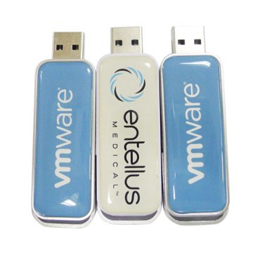 Mejor diseño Beautiful Epoxy USB Flash Pen Drive