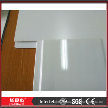 white pvc ceiling panel
