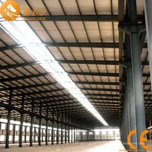 Atelier de structure en acier préfabriqué avec grue (SSW-42)