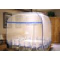 100% Polyester gefaltetes freistehendes Zelt Pop-up Moskitonetz