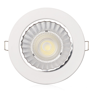 2018 Hurtownia 7w 10w 20w 30W COB LED Down Light z CE RoHS