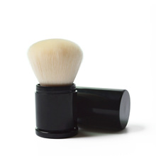 Pincel de maquiagem retrátil Face Blush Powder Brush