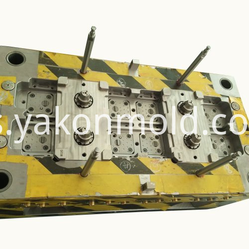 Car Interior Plastic Injection Molding