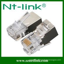STP 6P4C Modular Plug RJ11