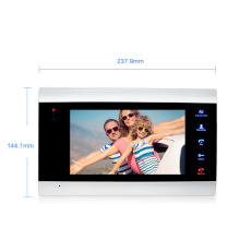 Hot Sale Cheap home  wifi video door phone system with IP65 waterproof and Transfercall