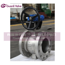 OEM V Ball Valve with Ce ISO Cetificates