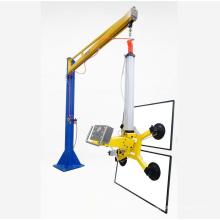 Machine électrique de ventouse de poussoir de verre