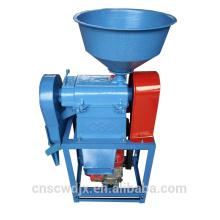 DONGYA N8003 capacité industrielle de la fraiseuse de riz 260kg / h