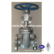 JIS Stainless Steel Rising Stem Flang Gate Valve