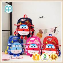 PU école enfants sacs à dos peu poupée sacs école maternelle primaire unisexe sac à dos