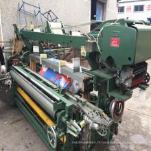 Machines de tissage Rapier de petite taille renouvelées pour la production directe