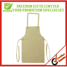 100% Cotton Cheap Logo Customized Promotional Apron