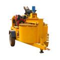 Máquina de fabricación de ladrillos de enclavamiento de arena de hidroforma M7MI