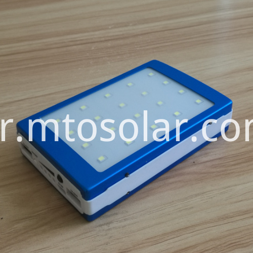 emergency light power bank charger