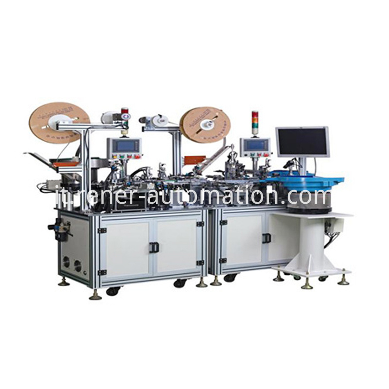 Hdmi Connector Automatic Assembly Machine 2
