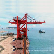 Chine Grue professionnelle célèbre de déchargeur de bateau / bateau à la grue de rivage