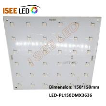 Instalación rápida dinámica Panel de luz LED RGB con luz