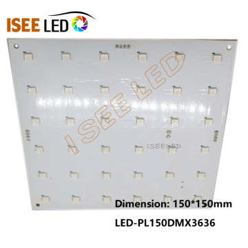 DMX 512 RGB LED Panel Dinamik Işık