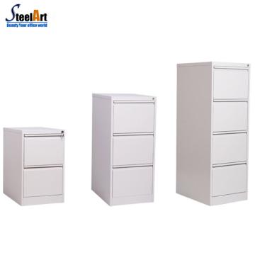 Gabinete de archivo pequeño del gabinete de los muebles del metal para el uso del hogar / de la oficina