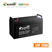 Batterie profonde de gel de cycle profond de la vente 12v 150ah