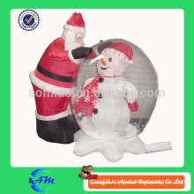 inflatable christmas decoration inflatable snowman inflatable santa claus