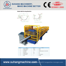 Metal Roofing Gutter Roll Forming Machine