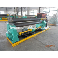 3 roll plate rolling machine w11-16*3000,hand plate rolling machine
