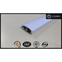 Trilho para cortina inferior de rolo oval de alumínio Gl1021