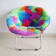 Sala de estar Saco de mobília de lazer Folding Moon Chair