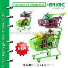 Mini cesta colorida para presente de promoção