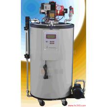 Prix raisonnable en usine Best Seller 0.5t / H Chaudière à vapeur à gaz et à pétrole
