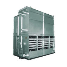 Induced Draft Closed Cooling Tower , 18.5kw Counter-flow Water Cooling Equipment