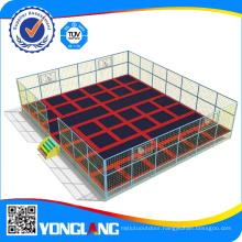 China Professional Manufacturer Set up Indoor Trampoline