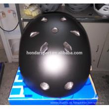 Nuevo patín del casco del deporte del casco del longboard de la cáscara del ABS del diseño