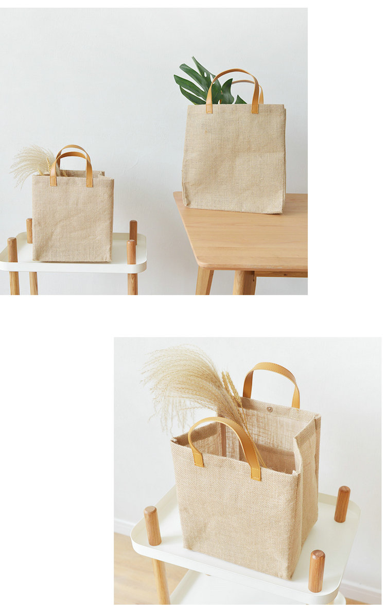 Waterproof Jute Bag
