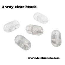 Hotsale Chinese 4 Way Clear Beads