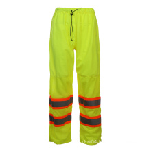 Reflective Rain Gear Safety Pants