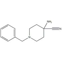 4-AMINO-1-BENZYLPIPERIDINE-4-CARBONITRILE CAS 136624-42-5