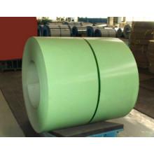 Folha de aço do telhado, bobina de PPGI, aço galvanizado, bobinas da cor de PPGI