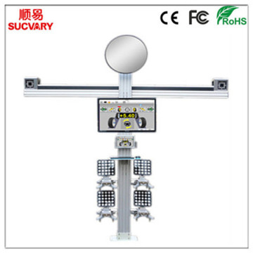 Automotive 3D Wheel Alignment System