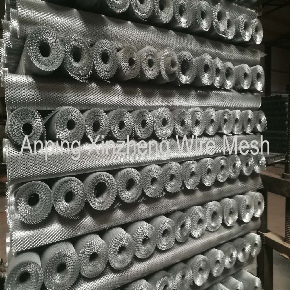 Expanded Metal Mesh Roll