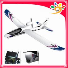 Hubsan H301F 2.4G 4CH Transmetteur FPV à 4 canaux Spy Video Hawk RC Airplane