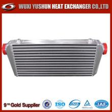 Hersteller von Aluminium-Bar und Platte Wasser zu Luft-Ladeluftkühler