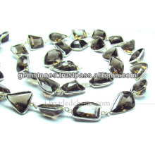 Fancy Cut Nugget Beaded Chains, Wholesale Supplier Gemstone Jewelry