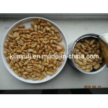 Amendoins salgados secos com alta qualidade