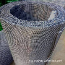 Twill Square Woven Wire Mesh Price Factory